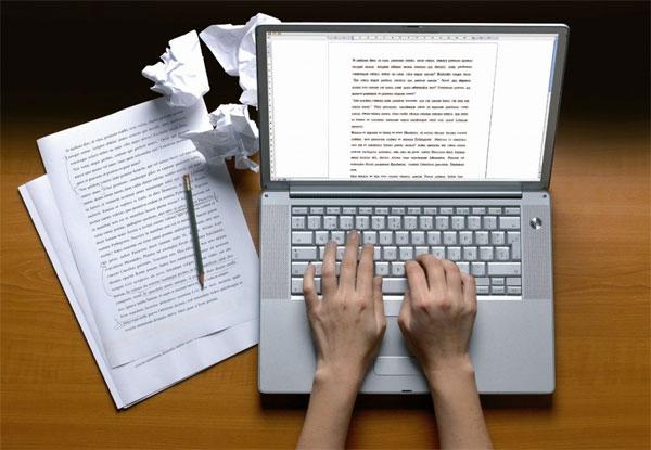 Заработок на текстах в интернете